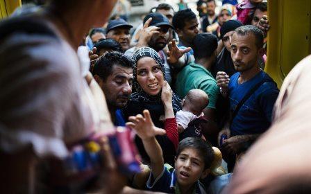Общество: Мигранты скоро будут жить лучше, чем европейцы