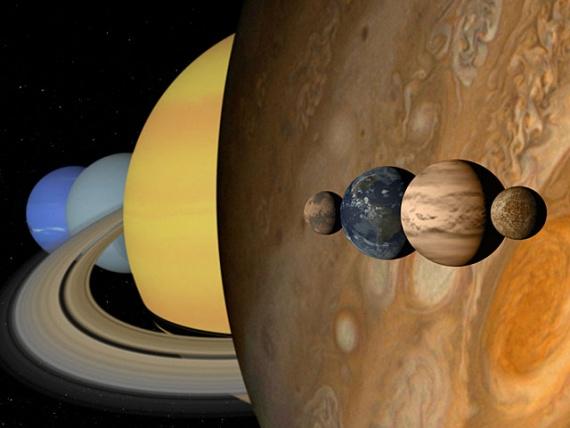 Новости: Астрономы обнаружили девятую планету в Солнечной системе