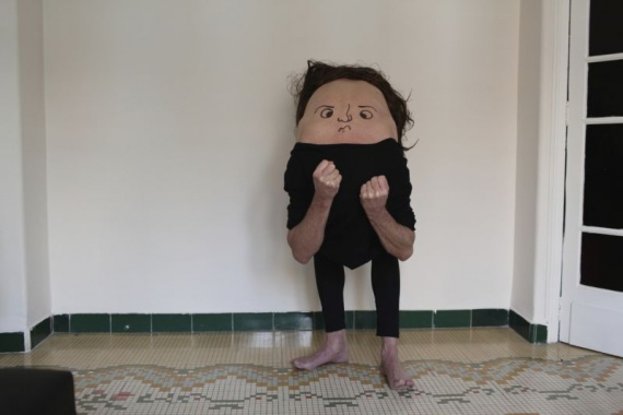 Безумный мир: Лица со спины