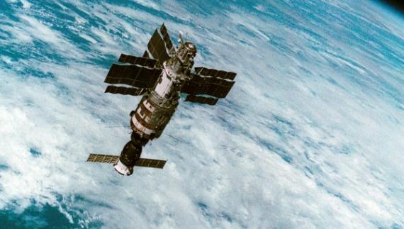 Интересное: 45 лет станции Салют-1