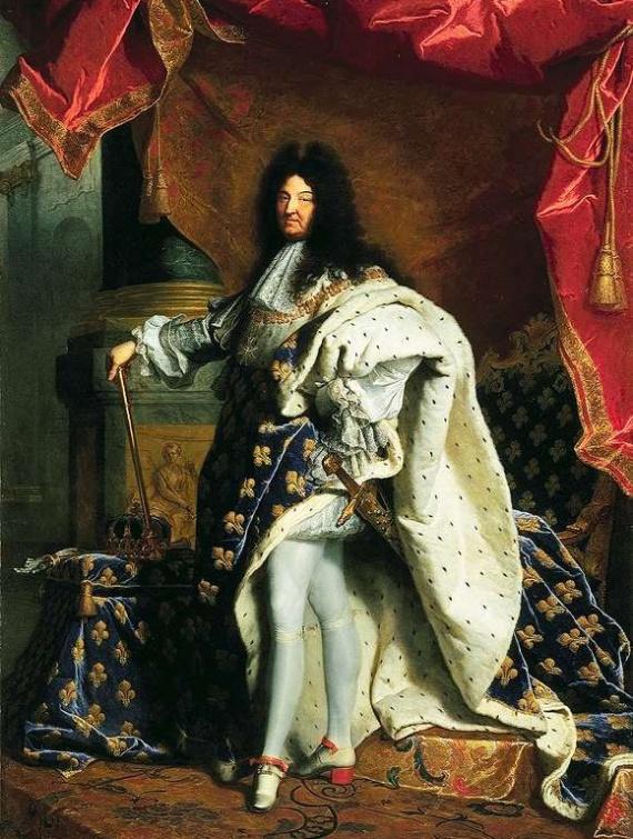 Здоровье: Запах Людовика XIV