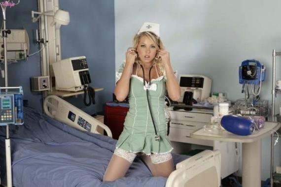 Юмор: Правильная медсестра