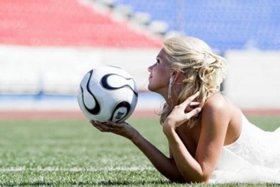 Юмор: Футбол и жена