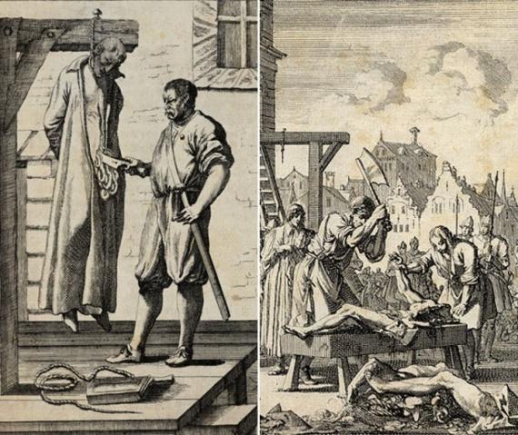 История: Каннибализм в Европе