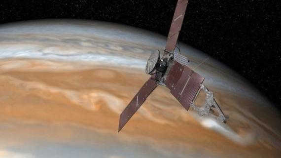 Новости: Юнона и Юпитер