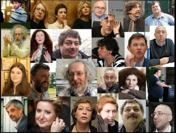 Общество: Либерасты о выборах: Скорее бы сдохло вонючее русское быдло