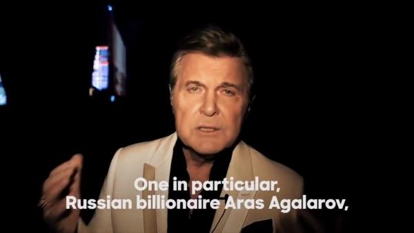 Политика: Лещенко назвали спонсором Трампа