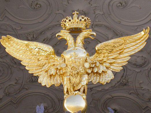 Страны: Двуглавый орел России