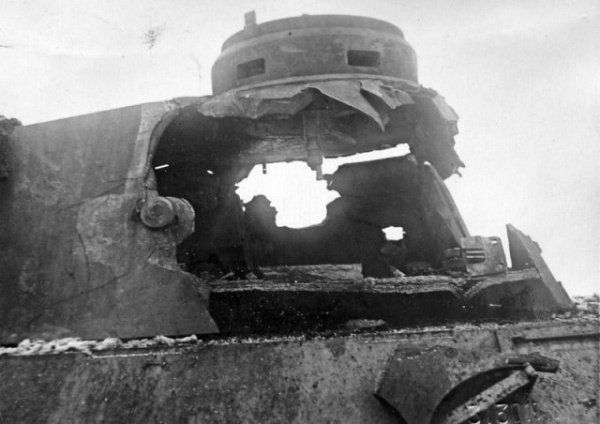 Блог makar: Украинские танки раскатали Армату