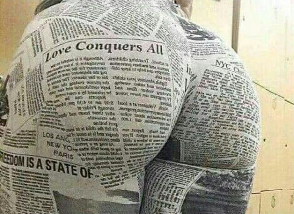 Картинки: Почитаем свежую прессу