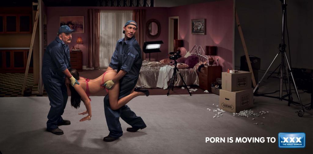 Эротическая Порно Реклама
