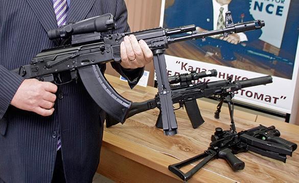 Интересное: Лучшее советское оружие