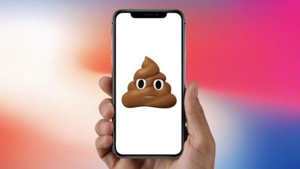 Блог makar: Владельцы iPhone X пожаловались, что смартфон вырывает волосы