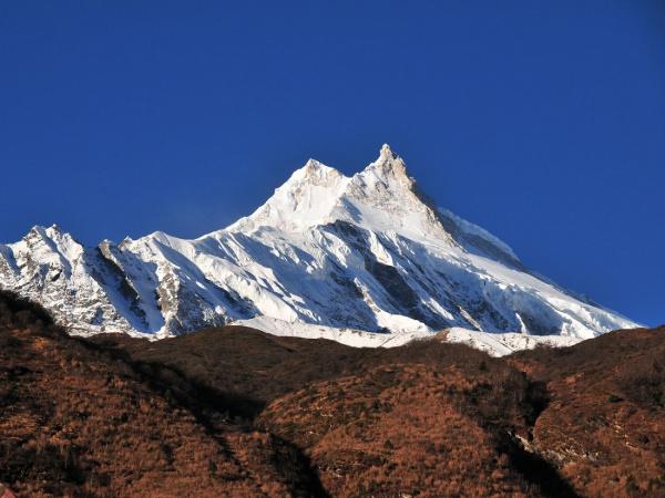 Природа: Самые высокие горы на планете