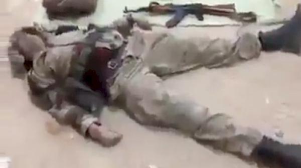 Новости: *Новая газета* - фото с убитым россиянином в Ливии – фейк
