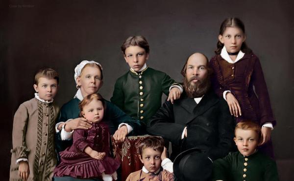 Личность: Семья Ульяновых: откуда берутся революционеры?
