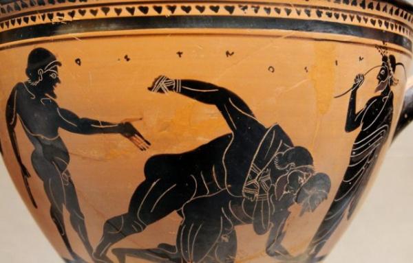 Спорт: Победа после смерти – невероятная история Аррихиона из Фигалии