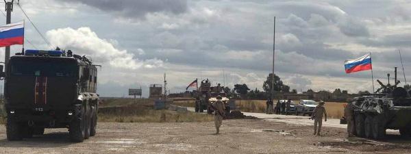 Интересное: Фотографии встречи российских и американских военных в Сирии