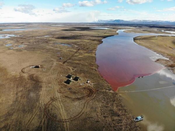 Происшествия: Разлив топлива в Норильске: Путин объявил ЧС федерального характера