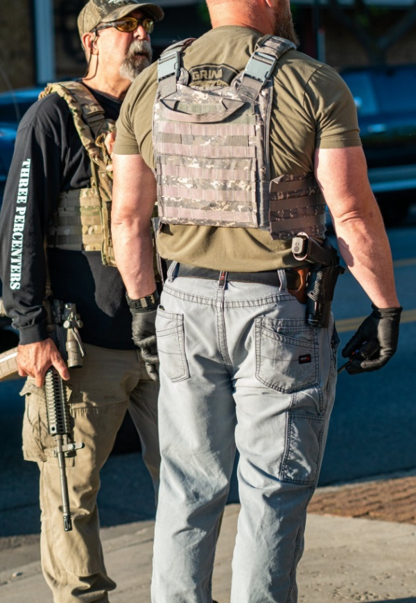 Интересное: Город Кер-д'Ален, Айдахо, США, самооборона