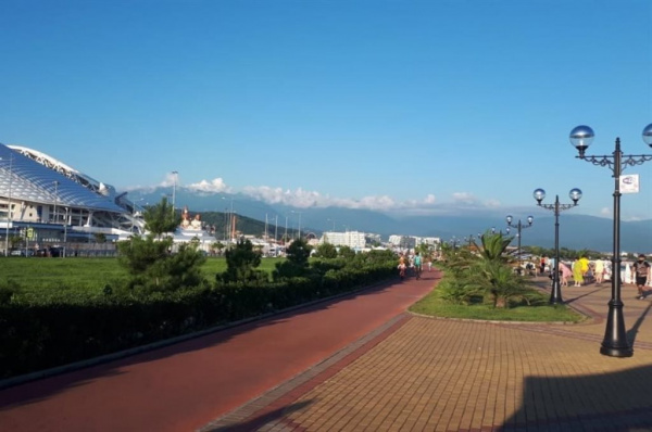Общество: Карантин в Сочи продлен до 21 июня