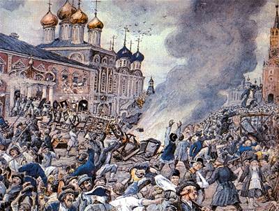История: Нелепые события, приведшие к бунтам и восстаниям