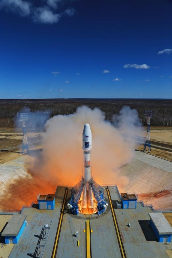 Интересное: Миф о бесполезности космодрома Восточный