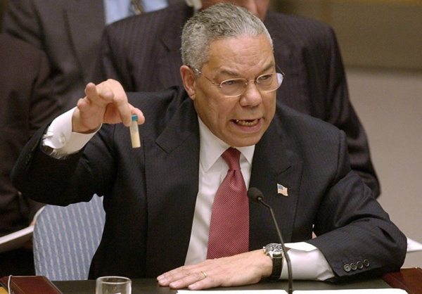 Новости: Трамп обвинил бывшего госсекретаря Пауэлла во втягивании США в войну в Ираке