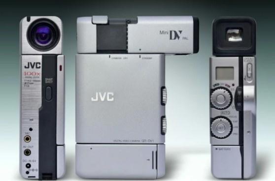 Интересное: Куда пропала компания JVC?