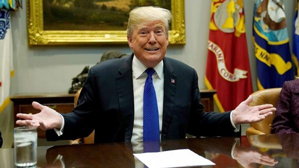 Блог kir: Зачем Трамп приписывает себе чужие победы?