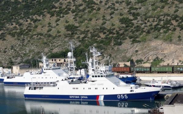 Право и закон: Блог kir: Пограничная служба ФСБ России задержала судно украинских браконьеров