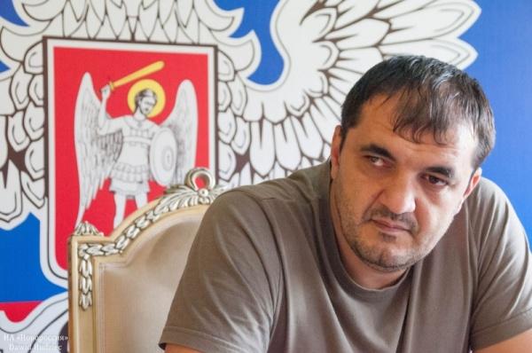 Блог kir: В ДНР погиб Олег Мамай Мамиев