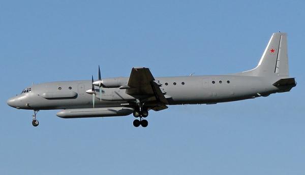 Блог kir: Минобороны РФ обвинило ВВС Израиля в крушении Ил-20