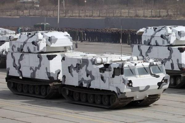 Блог kir: Россия разворачивает в Арктике силы ПВО для прикрытия СМП
