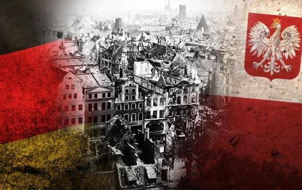 Блог kir: Польша намерена потребовать от Германии 0 млрд репараций