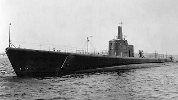 Блог kir: Нашли фрагмент американской подлодки, пропавшей во время Второй Мировой Войны
