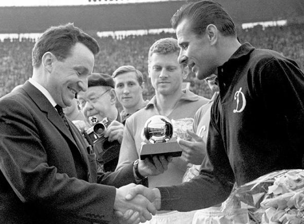 Блог kir: France Football учредил приз имени Яшина лучшему вратарю мира