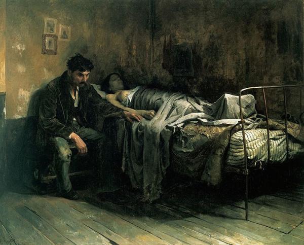 Интересное: Борьба с вампирами в девятнадцатом веке