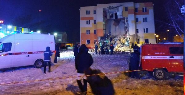 Происшествия: В Белгородской области произошел взрыв газа в жилом доме