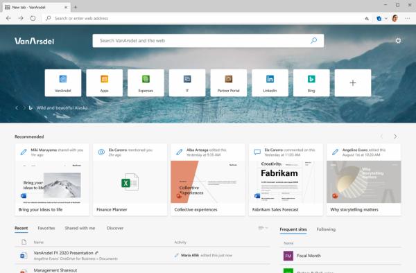 Блог kir: Состоялся официальный релиз Microsoft Edge на базе Chromium