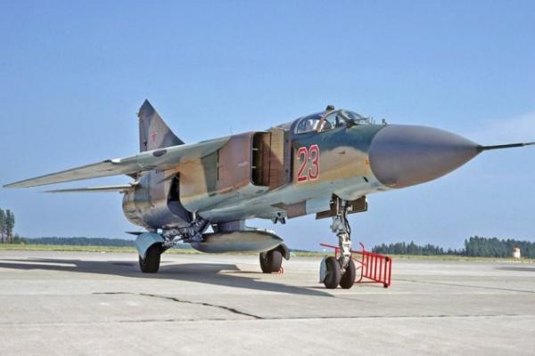 Происшествия: В Хабаровском крае нашли следы разбившегося 33 года назад МиГ-23