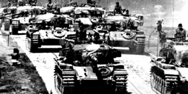 Интересное: Ядерный танк