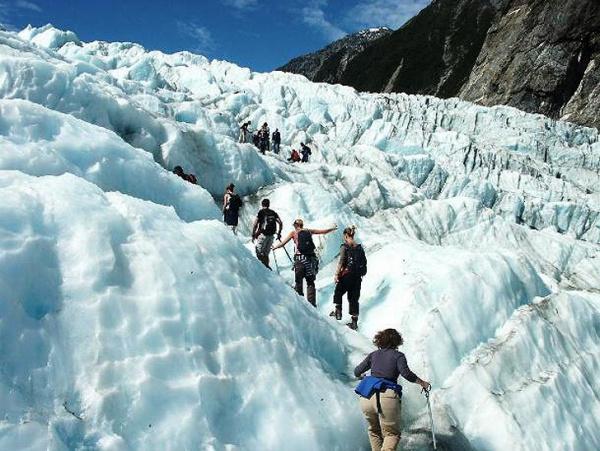 Природа: Красивейшие айсберги и ледники