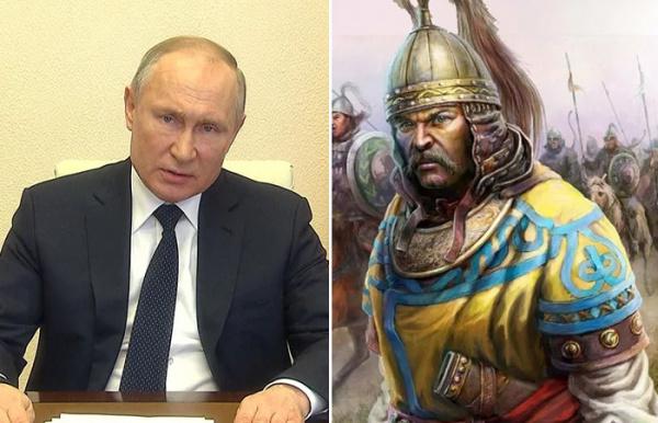 История: Кто такие половцы, о которых упомянул Путин