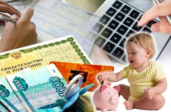 Общество: Интересное: Россияне за шесть дней подали заявки на выплаты на 10 млн. детей