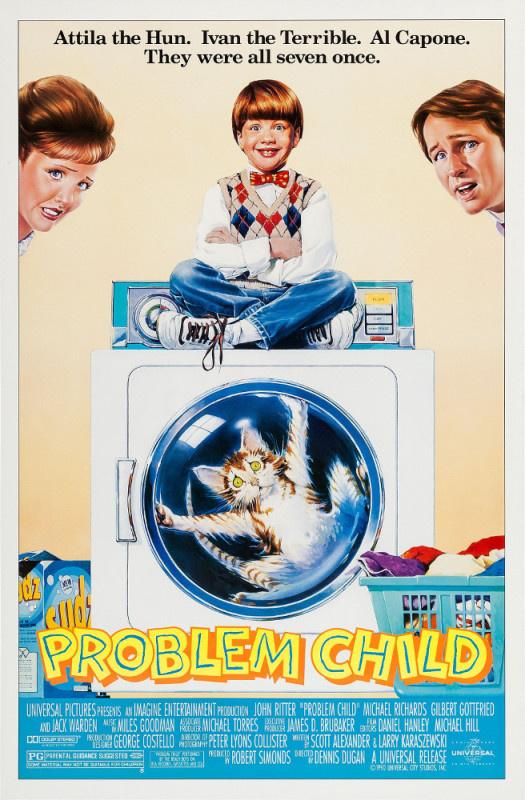 Интересное: *Трудный ребёнок*:  комедия, которая должна была стать фильмом ужасов