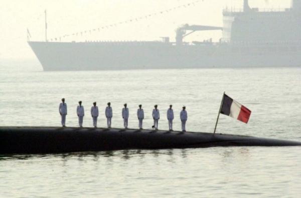 Происшествия: Во Франции произошел взрыв на атомной подводной лодке