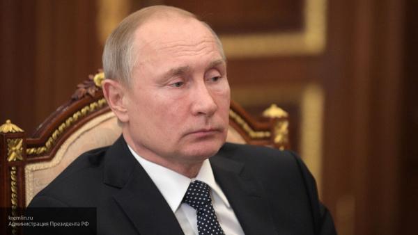 Общество: Право и закон: Путин подписал указ о национальных целях развития страны на 10 лет