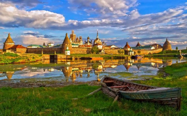 Интересное: Русские островные крепости