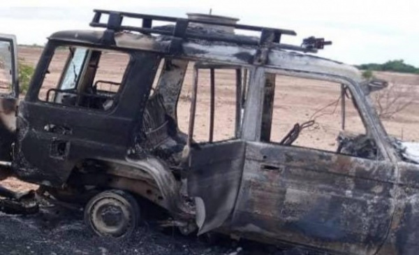 Терроризм: В Нигере были убиты туристы (+18)